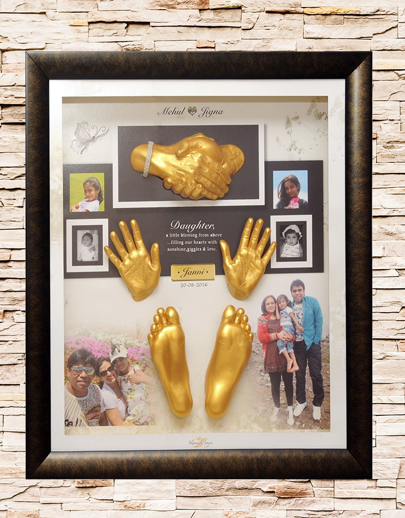 Family Hands Cast|Family Hand Casting|Family Hands Cast